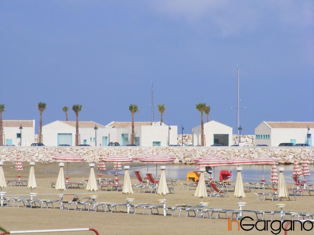 spiaggia Rodi Garganico